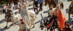 Zahájení lázeňské sezóny 2018 Karlovy Vary foto