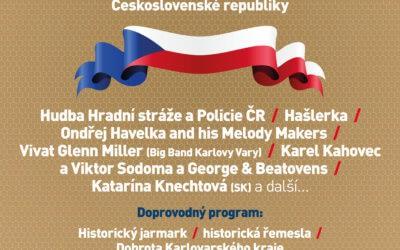 100 let Československé republiky