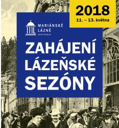 200 let zahájení lázeňské sezóny – Mariánské Lázně