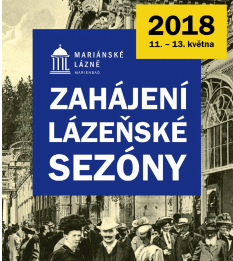 200 let zahájení lázeňské sezóny Mariánské Lázně