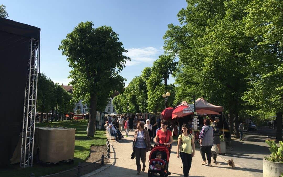 Zahájení lázeňské sezóny – Karlovy Vary