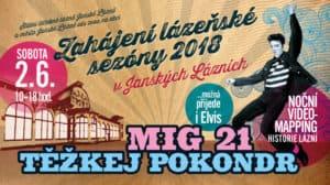 Zahájení lázeňské sezóny 2018 - Jánské Lázně