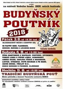 Budyňský poutník 2018