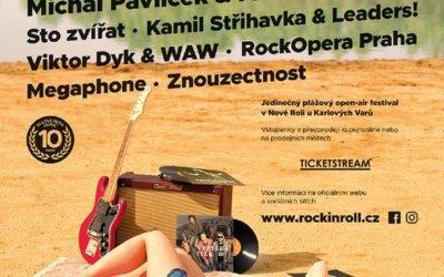 Rock in Roll – Nová Role