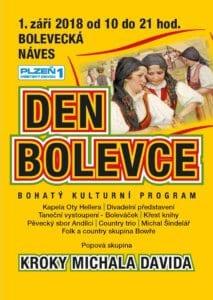 Den Bolevce 2018 Bolevec