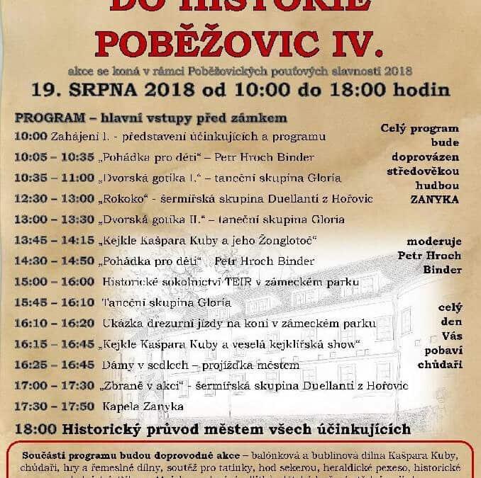 Návrat do historie Poběžovic IV.