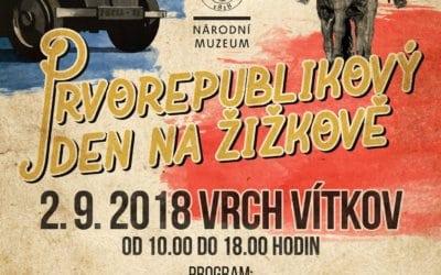 Prvorepublikový den Praha