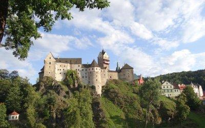 Středověké slavnosti purkrabího Půty – Loket