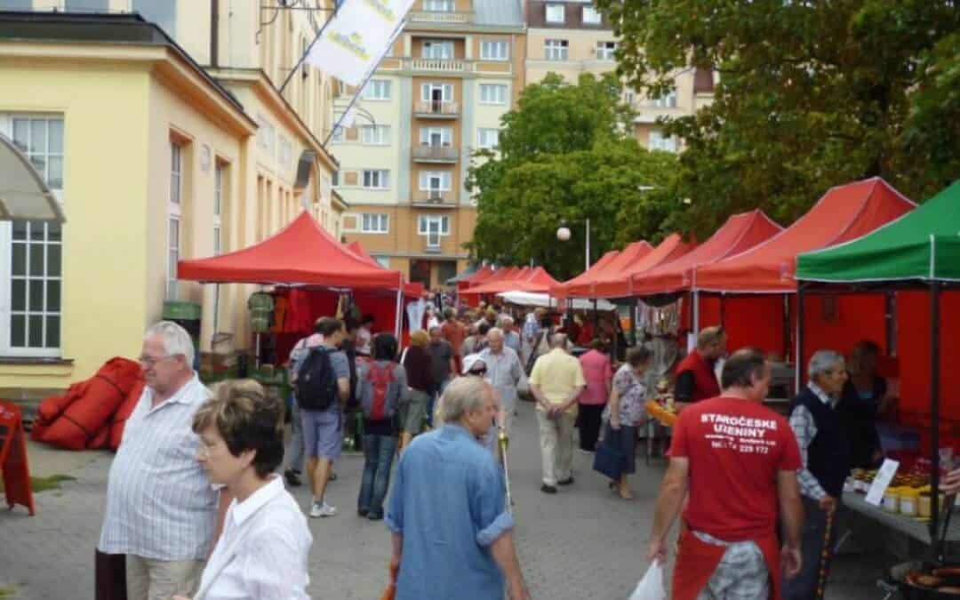 Farmářské trhy – Karlovy Vary