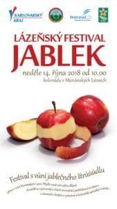 Lázeňský festival jablek Mariánské Lázně (1)
