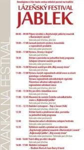 Lázeňský festival jablek Mariánské Lázně (2)