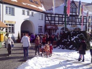 Vánoční trhy na Statku Bernard