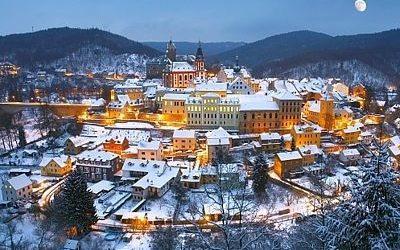 Krušnohorské vánoční trhy – Loket