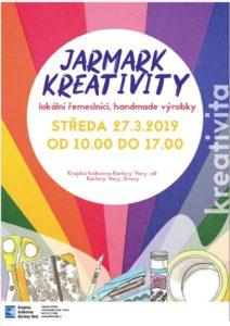 Jarmark kreativity Karlovy Vary