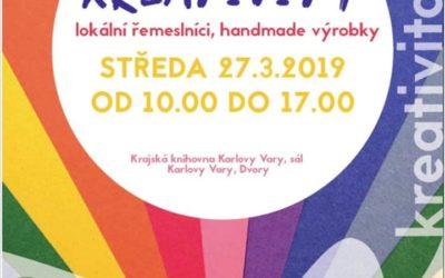 Jarmark kreativity – Karlovy Vary
