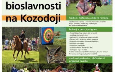 Karlovarské bioslavnosti na Kozodoji