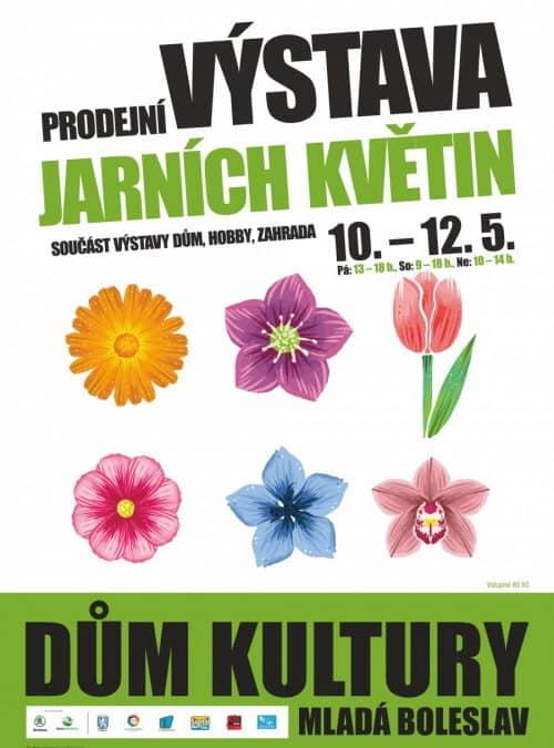 Výstava jarních květin – Mladá Boleslav