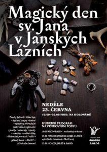 Magicky den sv. Jana - Janske Lazne