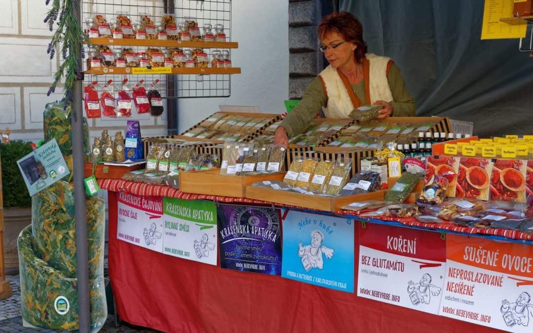 Zámecké trhy – Zámek Kozel