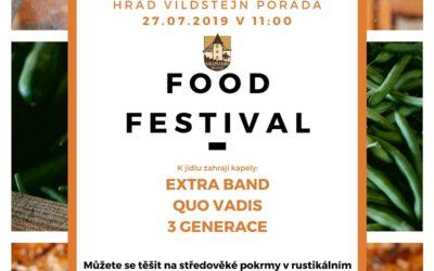Food festival Hrad Vildštejn