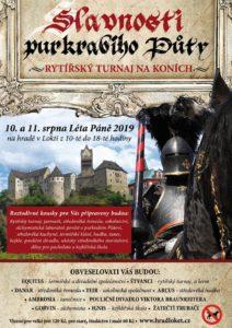 26. rocnik Stredoveke slavnosti purkrabiho Puty - Mesto Loket (1)