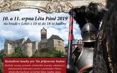 26. ročník Středověké slavnosti purkrabího Půty