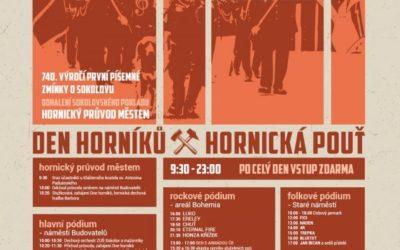 Hornický den Sokolov