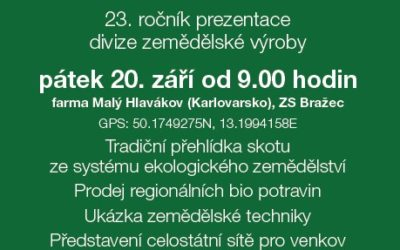 Chovatelský den VLS 2019 – Malý Hlavákov