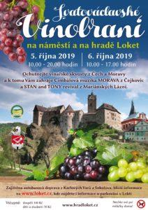 svatovaclavske vinobrani loket 2019