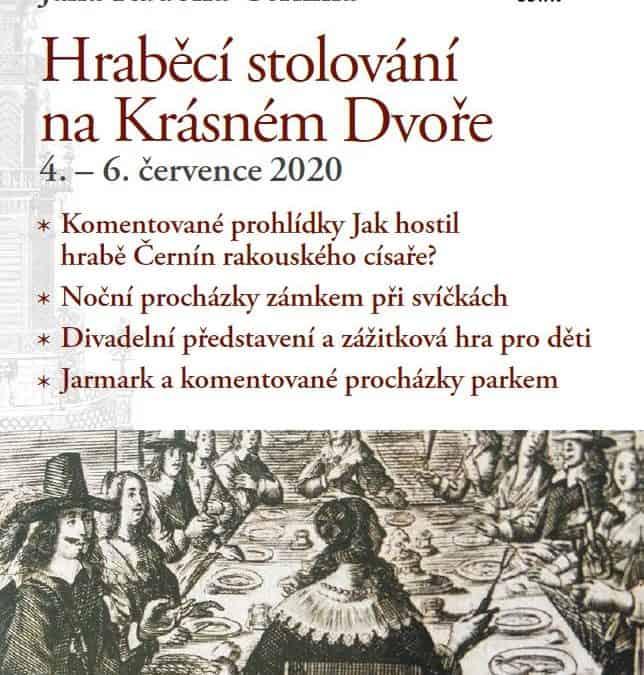 Slavnosti Jana Rudolfa Černína – Krásný Dvůr