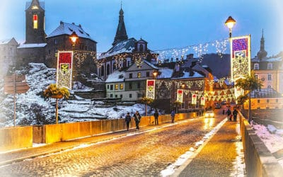 Vánoční trhy – Loket