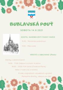 Bublavská pouť