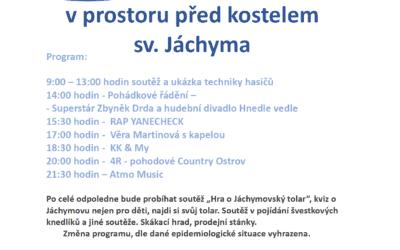 Jáchymovská pouť